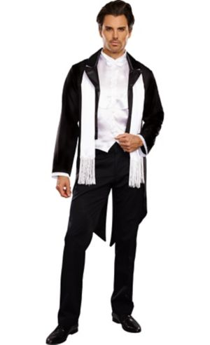 Adult Party Tuxedo Roaring 20s Costume