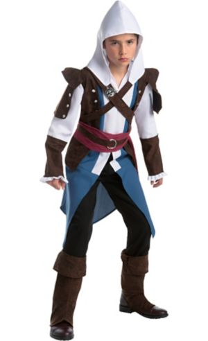 Boys Edward Costume - Assassin's Creed