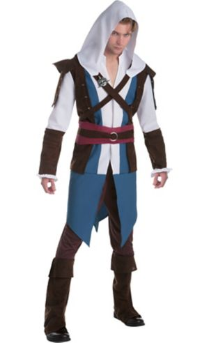 Adult Edward Costume - Assassin's Creed