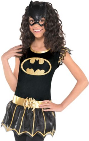 Child Batgirl Tunic - Batman