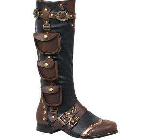 Adult Steampunk Boots