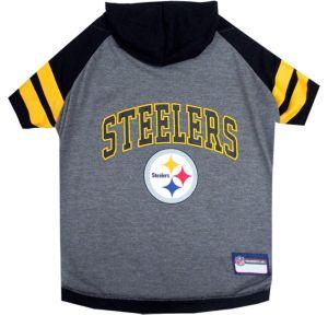 Pittsburgh Steelers Dog Hoodie