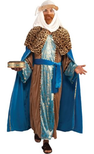 Adult Sapphire Wise Man Costume