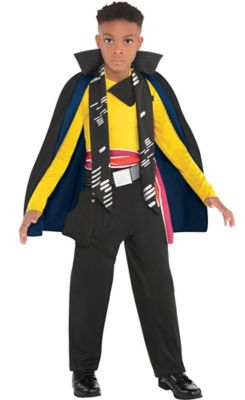 Boys Lando Calrissian Costume - Solo A Star Wars Story | Boys Star Wars Costumes | Party City  sc 1 st  Party City & Boys Lando Calrissian Costume - Solo: A Star Wars Story | Boys Star ...
