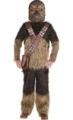 sc 1 st  Party City & Boys Chewbacca Costume - Solo: A Star Wars Story | Party City