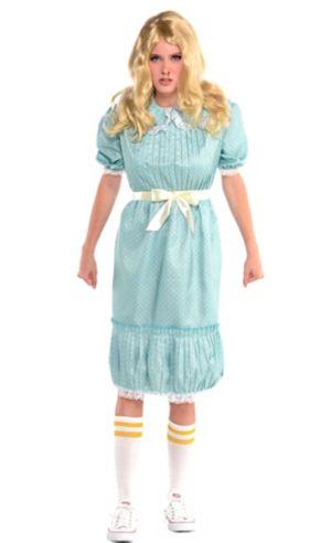 Adult Strange Stuff Woman Costume