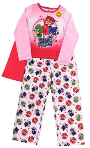 Toddler Girls PJ Masks Pajama Set