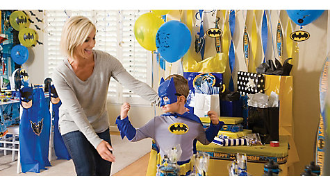 Batman Birthday Outfit Idea