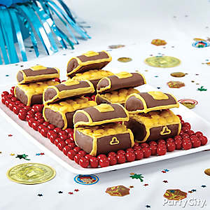 Jake Marshmallow Treasure Chests How To