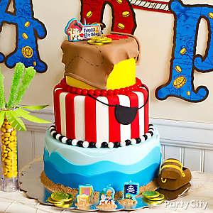 Jake Fondant Cake How To