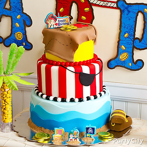 Jake Fondant Cake How To