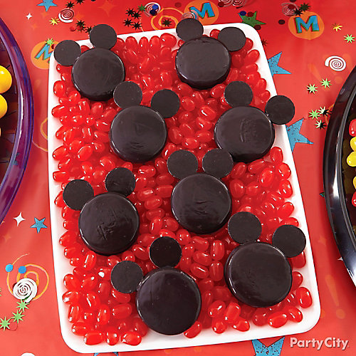 Mickey Mouse Cookie Ears How To