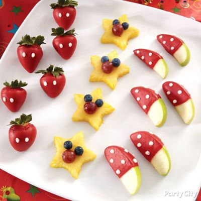 Mickey Mouse Candy-Covered Strawberries How To