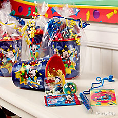 Mickey Mouse Favor Cup Idea
