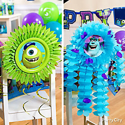 Monsters University Chair Deco DIY