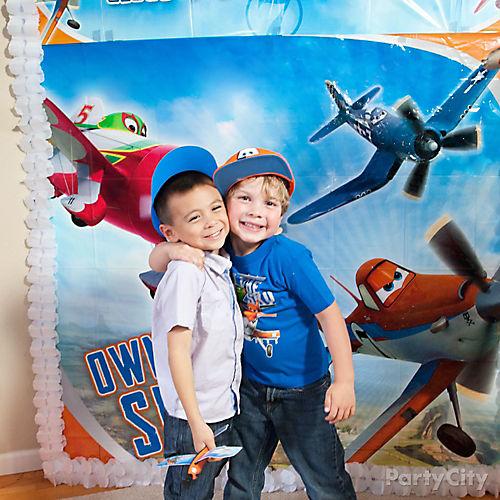 Planes Party Ideas