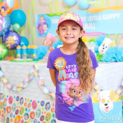 Bubble Guppies Birthday Outfit Idea