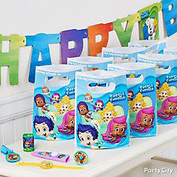 Bubble Guppies Favor Pack for 8 Idea