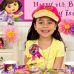 Dora Birthday Outfit Idea