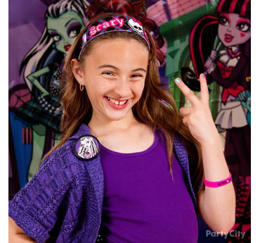 Monster High Birthday Outfit Idea