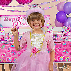 Princess Birthday Costume idea