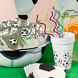 Soccer Drink Cooler Idea