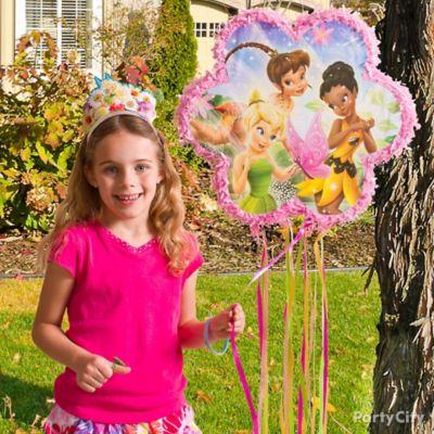 Tinker Bell Pinata Game Idea