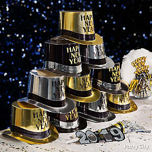 Elegant New Year's Eve Party Ideas - Party City