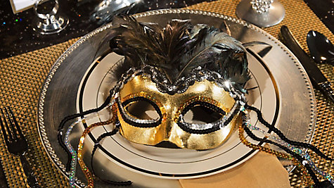 New Years Eve Masquerade Party Ideas