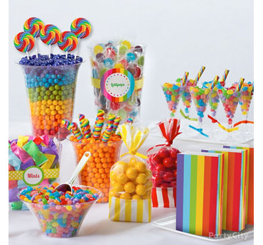Rainbow Candy Ideas