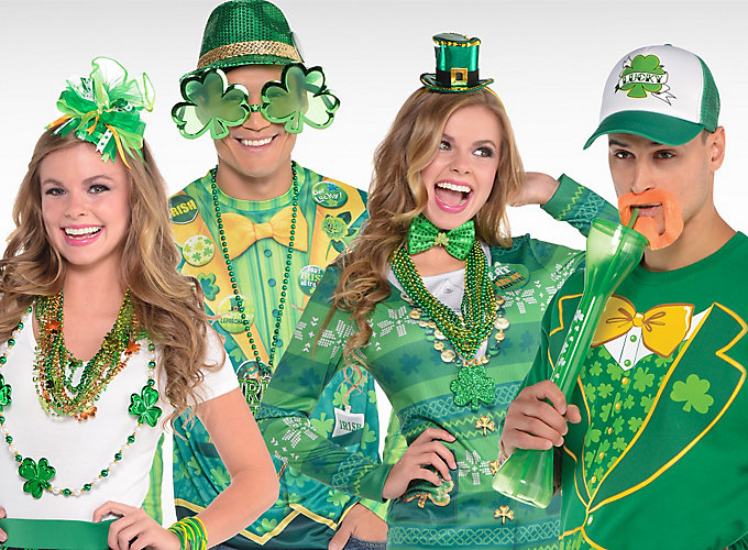 St. Patricks Day Outfit Ideas