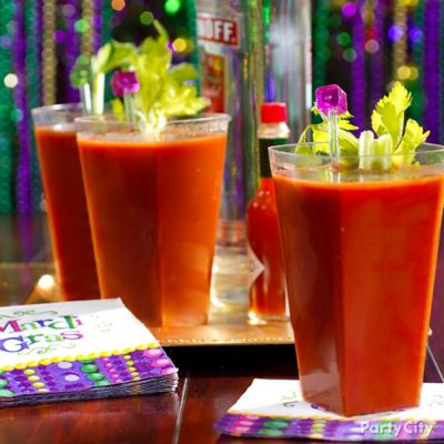 Bayou Bloody Mary Cocktail Recipe