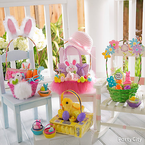Easter Party & Basket Ideas