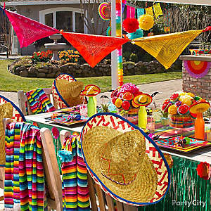 mexican party decorating ideas - Party Decorating Ideas
