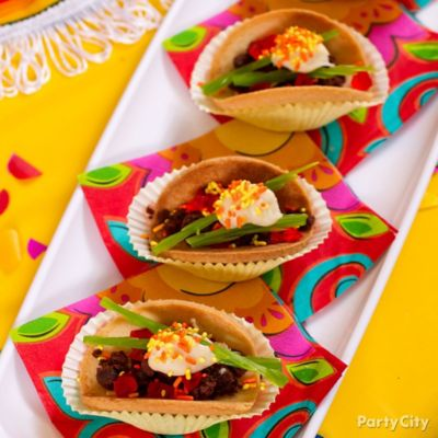 Cookie Tacos How To