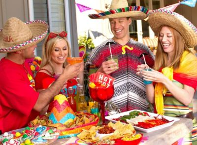 Cinco de Mayo Food Drink Ideas
