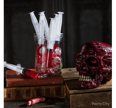 Bloody Good Shots Recipe