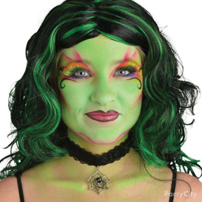 Witch Makeup How To