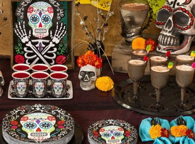Day of the Dead Buffet Ideas