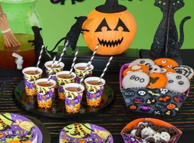 Kid-Friendly Halloween Buffet Ideas