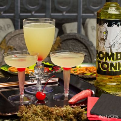 Halloween Corpse Reviver Cocktail Recipe
