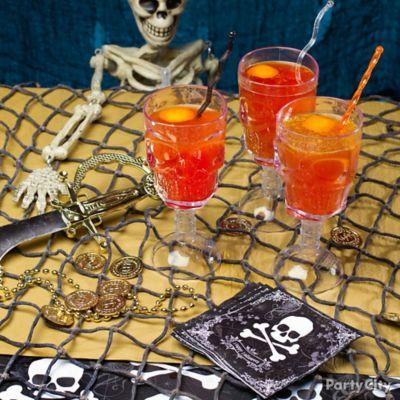 Halloween Blood & Sand Cocktail Recipe