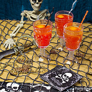 Halloween Blood & Sand Cocktail Recipe