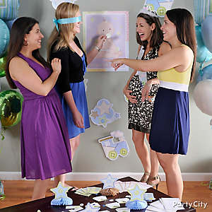 ... Baby Shower Pin The Tail On The Donkey Game Idea ...