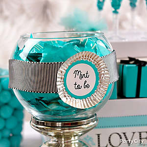DIY Decorated Candy Bowls Idea