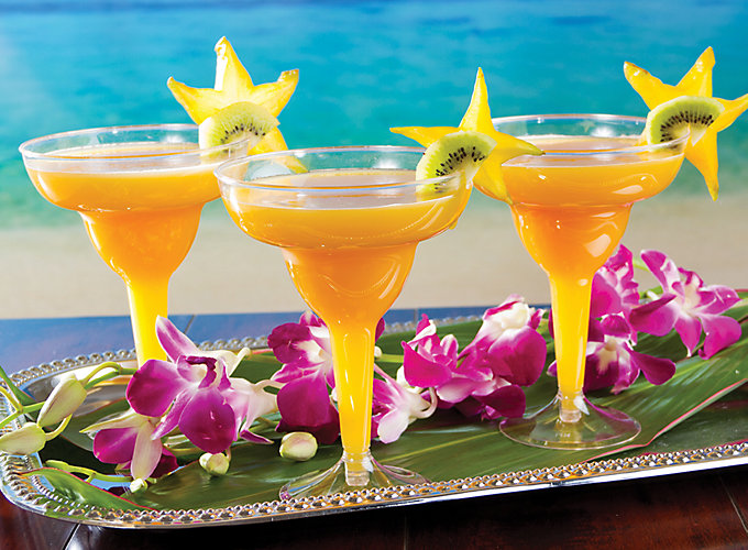 Luau Cocktail Ideas