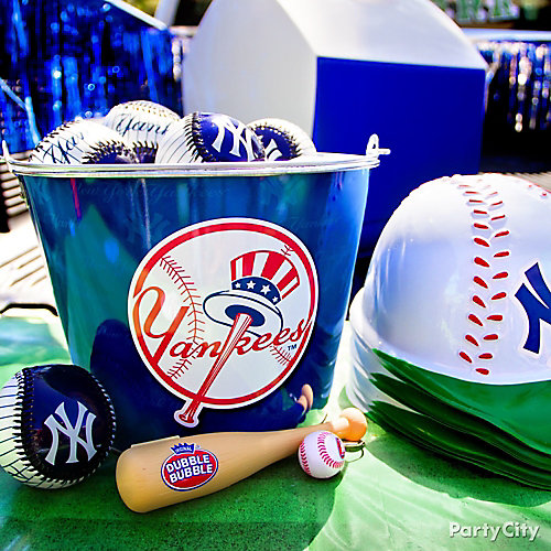 Baseball Team Favors Ideas