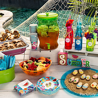 Fun in the Sun Party Ideas