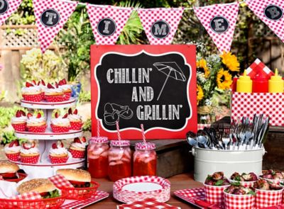 Gingham Picnic Ideas