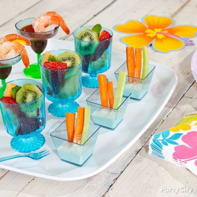 Summer Mini Tasting Party Idea
